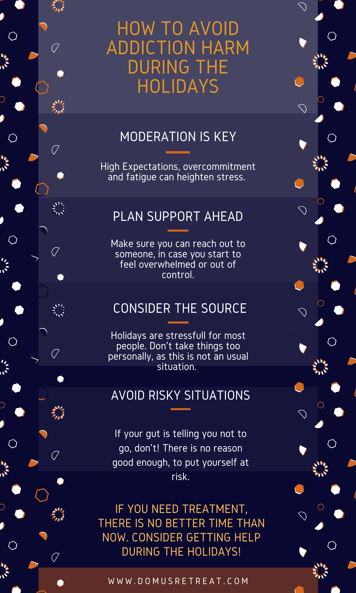 How To Avoid Drug & Alcohol Addiction Harm During Holidays